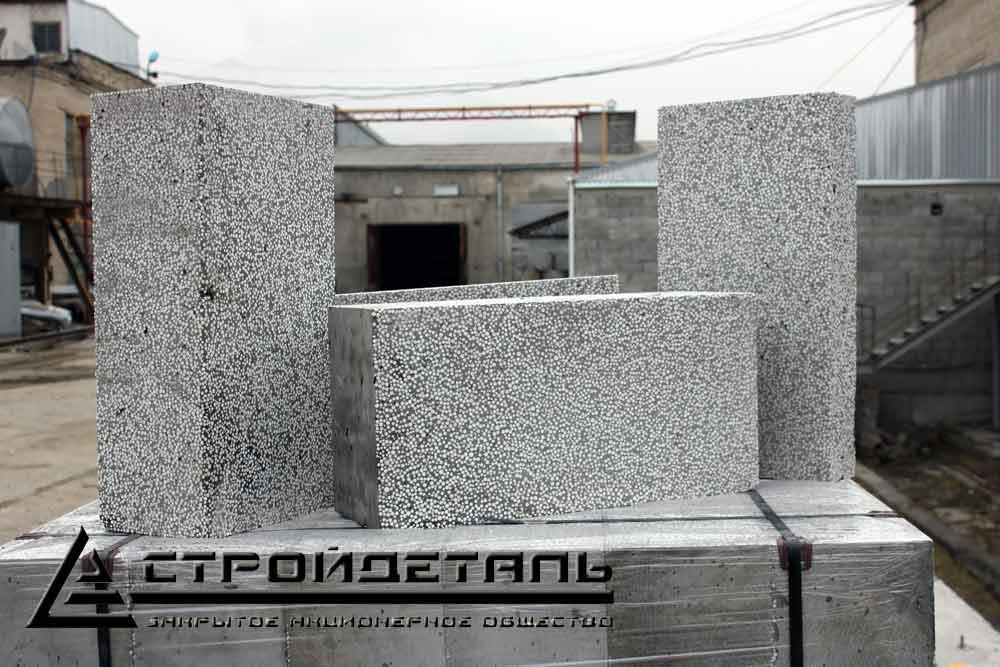 Современные материалы для строительства жилых и промышленных зданий, представляют собой облегченный бетон, обладают отличными теплоизоляционными свойствами, просты в монтаже, прочны и долговечны; раствор полистиролбетона.